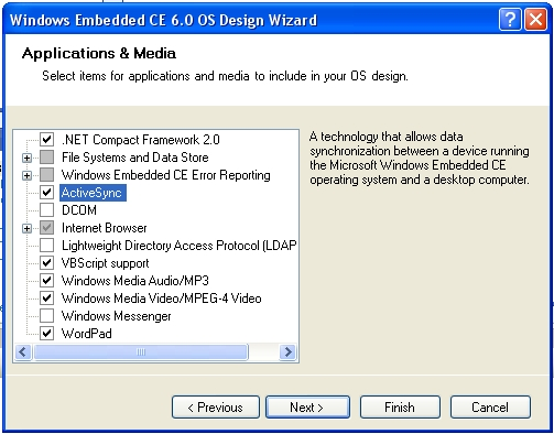 Building a Windows Embedded CE6 Image for Trizeps5 from